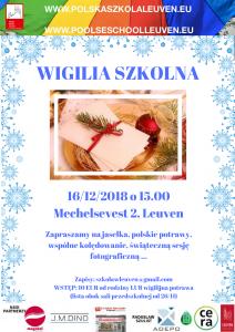 Wigilia @ Mechelsevest 2