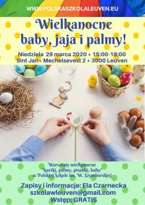 Baby i palmy @ Sint Jan School, Mechelsevest 2